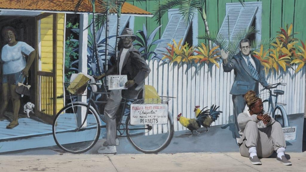 Key West Mural