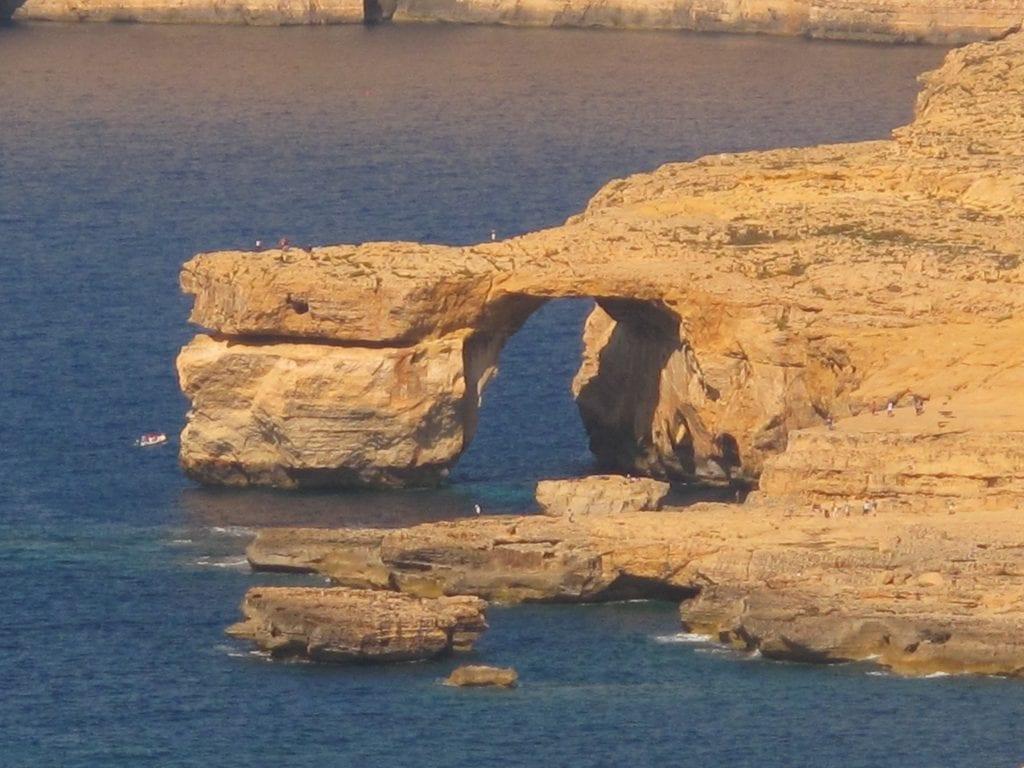 Azure Window von Gozo