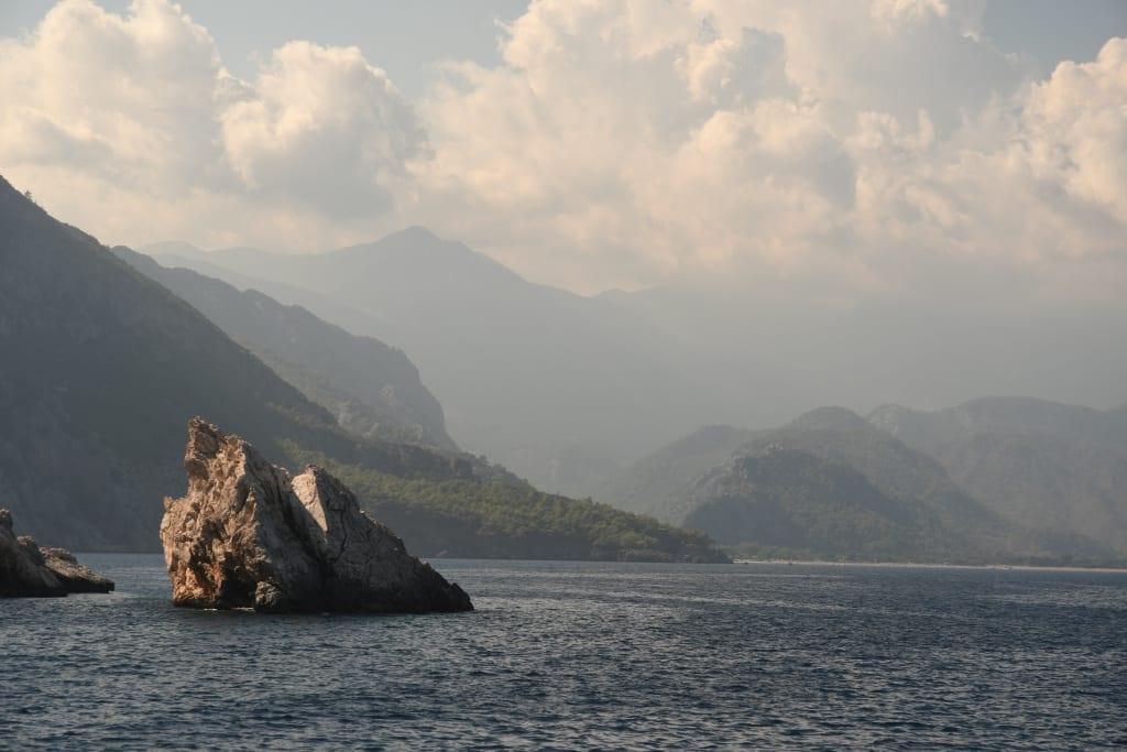 Olympos-Nationalpark Lykische Küste Türkei