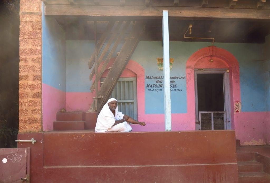 Gokarna in Karnataka in Indien