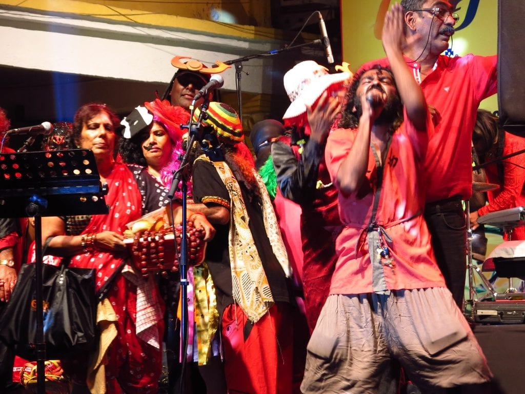Karneval in Panjim (Goa)