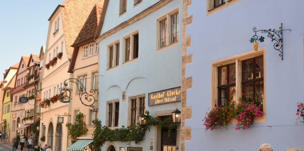 Hotel Glocke in Rothenburg ob der Tauber