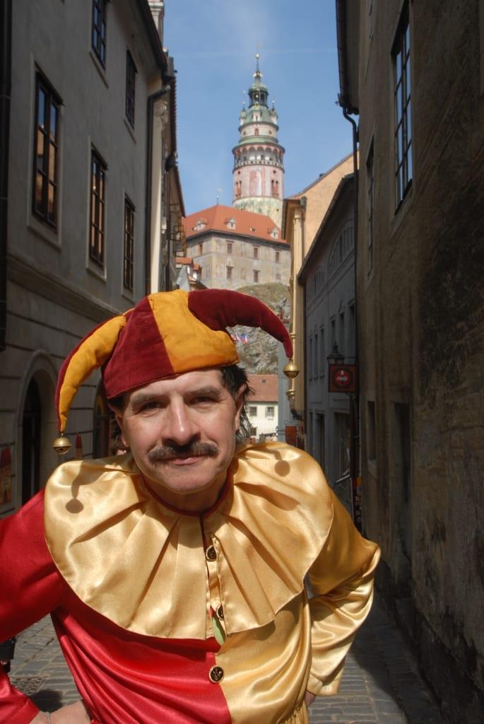 Mittelalterfest in Ceský Krumlov