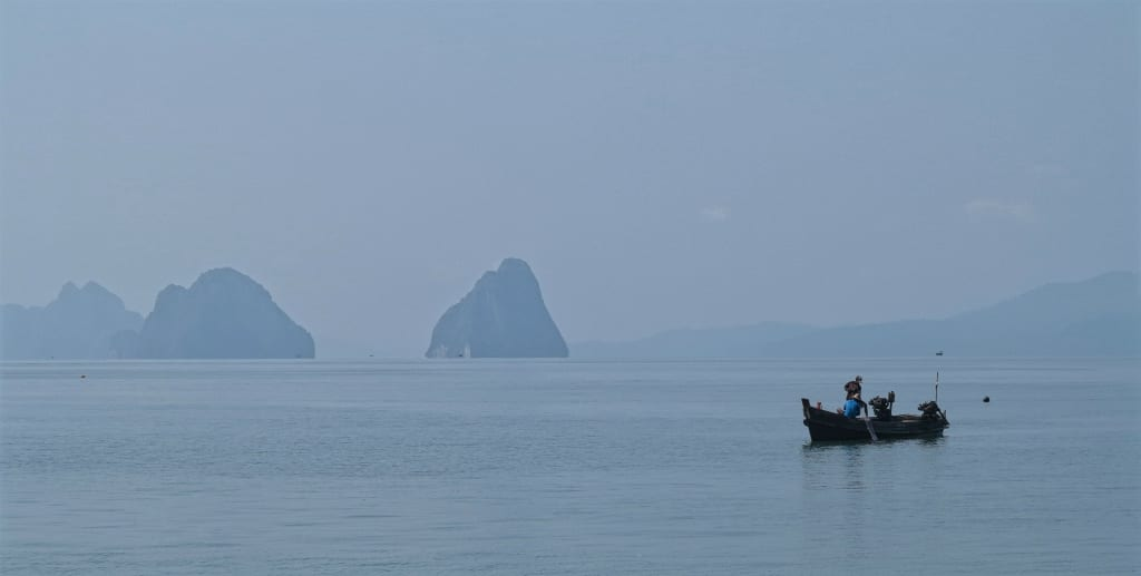Myeik-Archipel in Myanmar