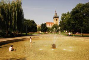Neustädter Rathaus in Prag