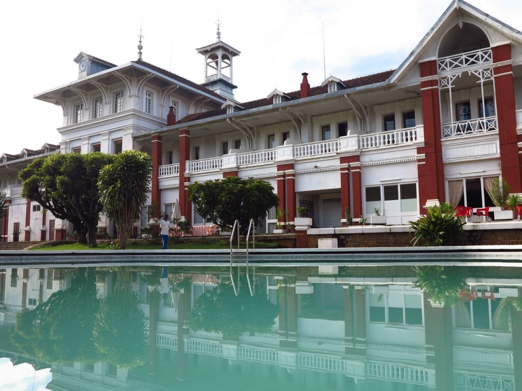 Hotel des Thermes in Antsirabe