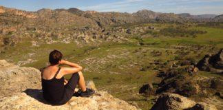 Isalo-Nationalpark in Madagaskar