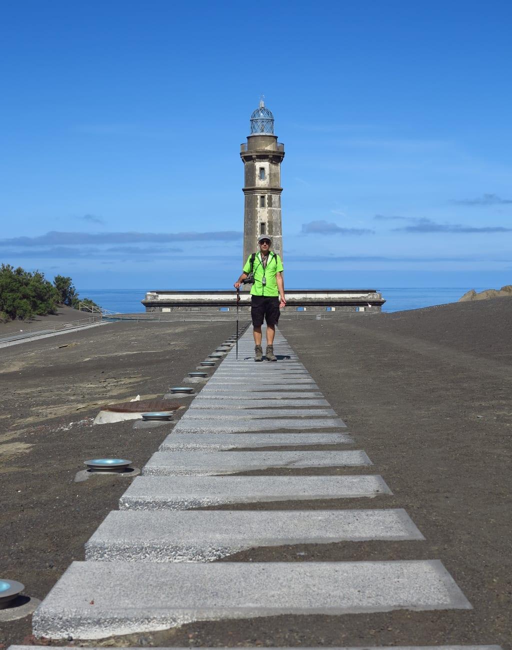 Capelinhos auf Faial (Azoren)