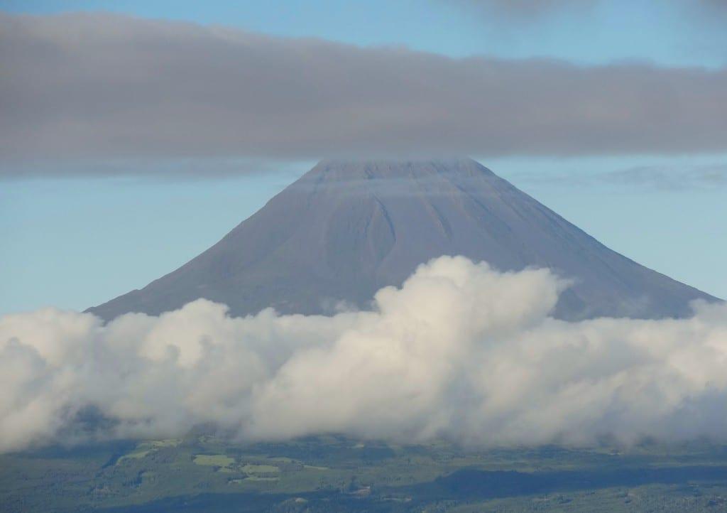 Berg Pico auf den Azoren