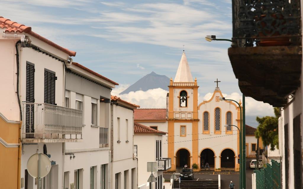 Velas, Hauptstadt von Sao Jorge (Azoren)