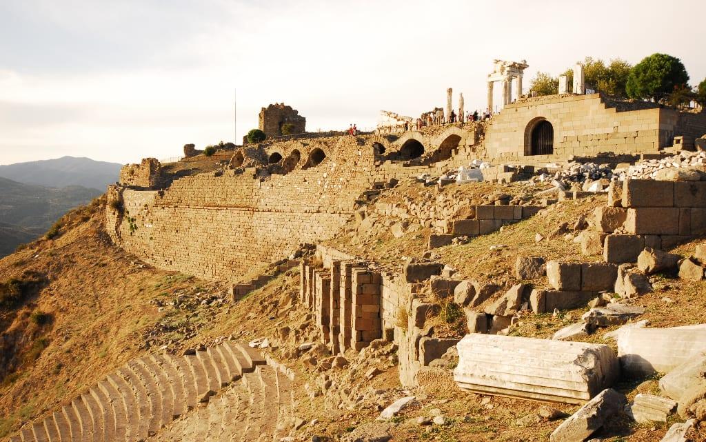 Pergamon in der Westtürkei